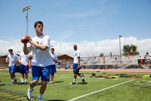 QUARTERBACK TRAINING DRILLS TO LOOK FOR