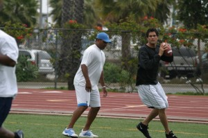 Elite Quarterback Camps with steve clarkson