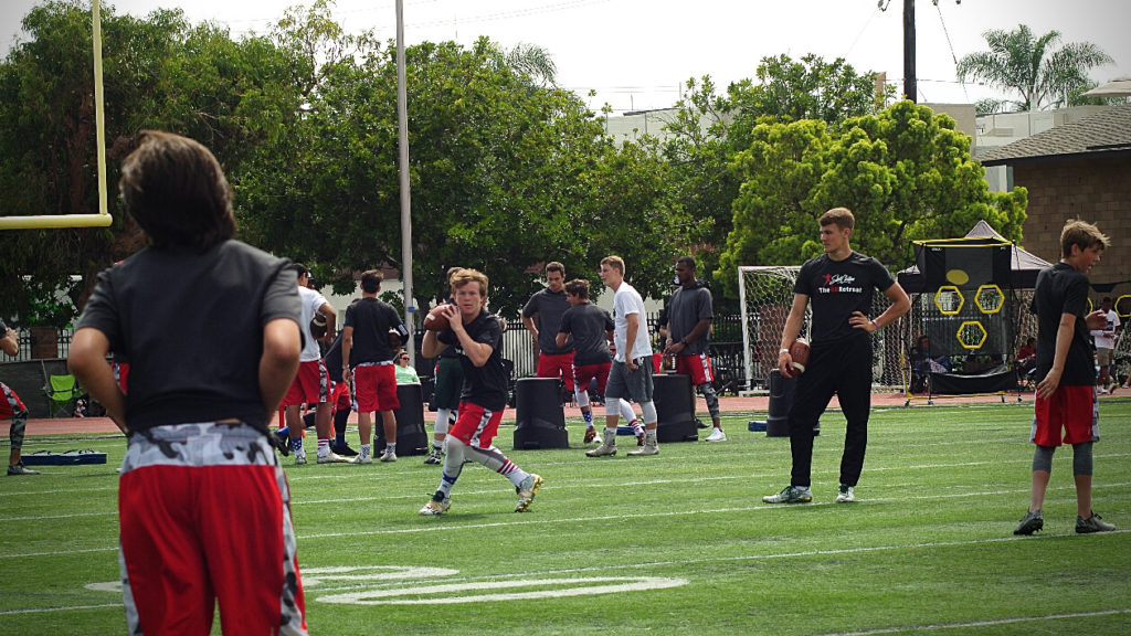 QB Training Tips, Drills & Workouts From Steve Clarkson
